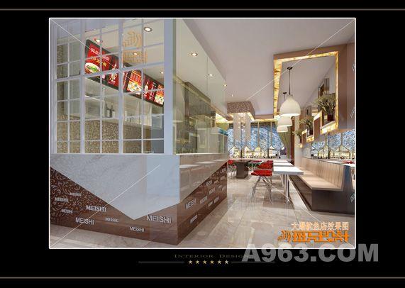 沭阳鱿鱼专卖店 现代时尚豪华 斑玛设计中心