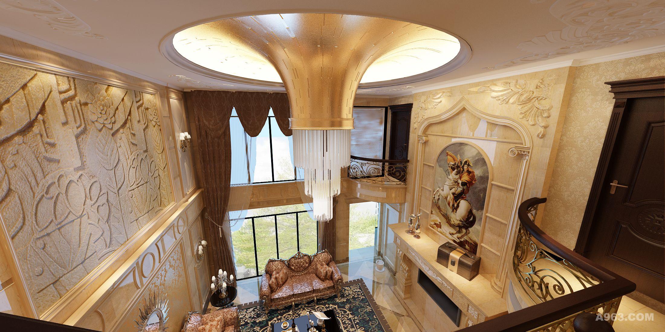 项目名称:中南世纪城21幢502 设计风格:欧式设计师:崔传旺项目面积:33图片