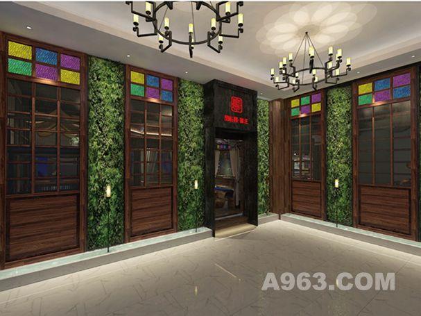 餐廳設計 時尚餐廳設計 快時尚餐廳設計 中餐廳設計說明