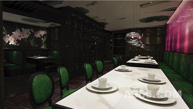 福州揽季锅物会主题餐厅设计 餐厅设计 时尚餐厅设计