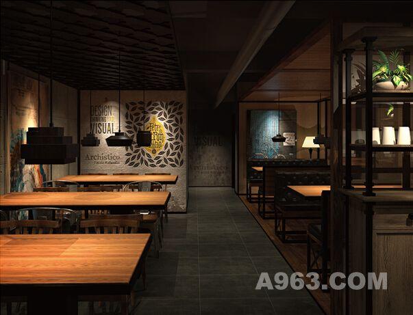杭州新鸭丫酒楼主题餐厅设计 餐厅设计 时尚餐厅设计