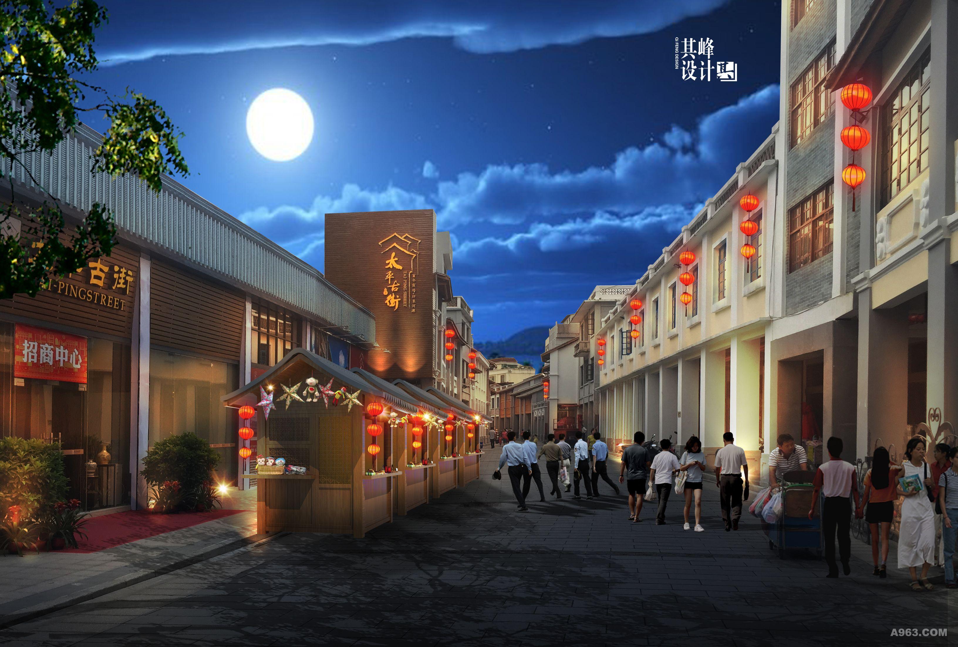 河源太平古街 - 建筑 - 第2页 - 叶胜其设计作品案例