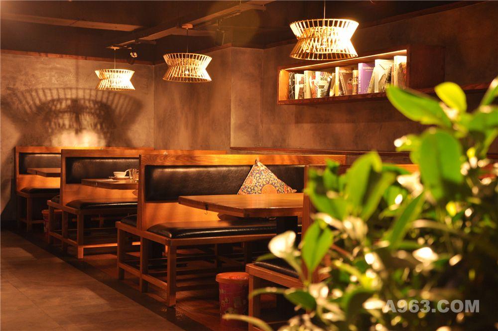 杭州品尚設計---西寧紫荷花主題餐廳設計說明
