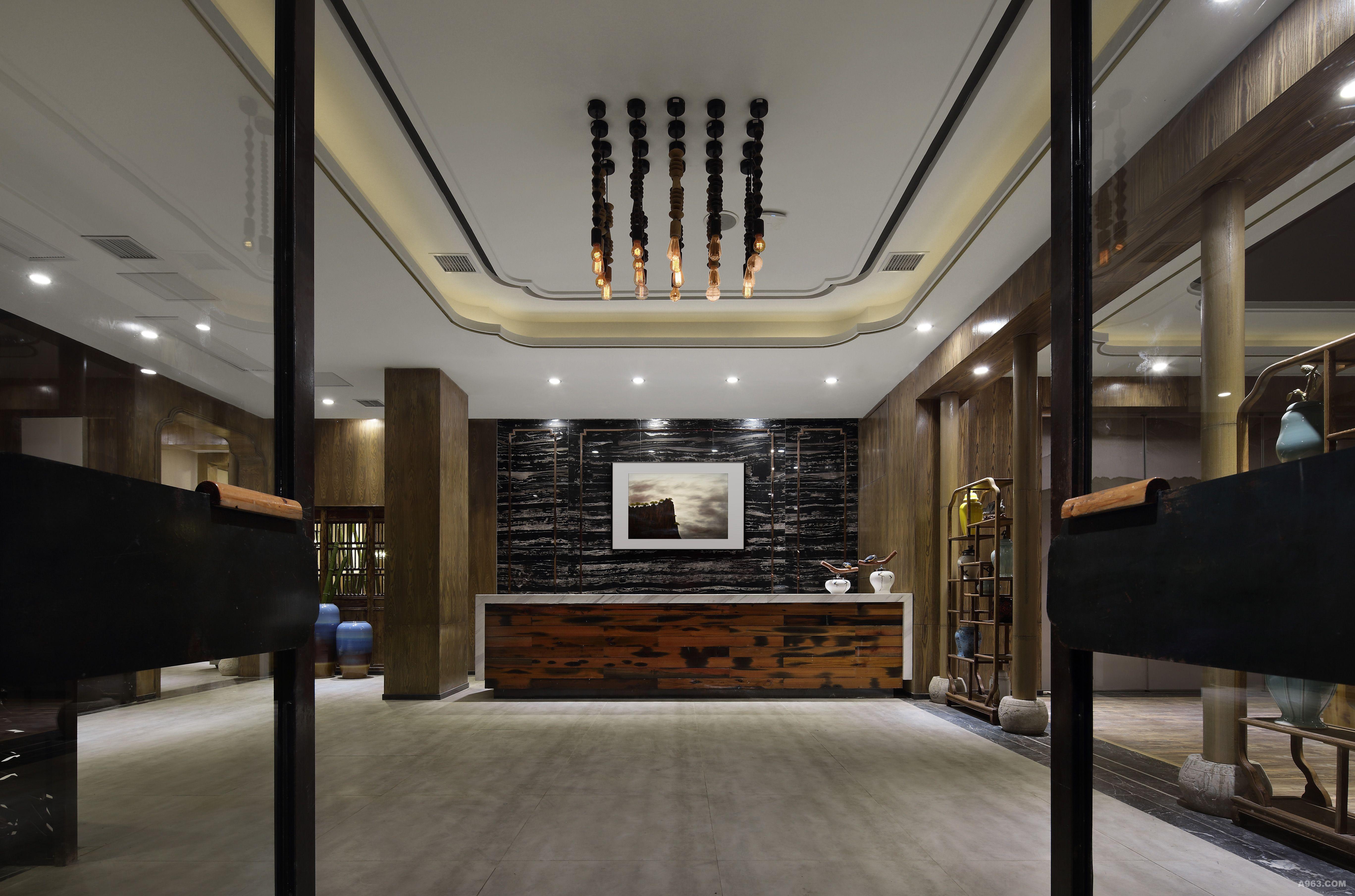 公司:ftf建筑室内设计事务所    主案设计:胡元奎    主要材料:水泥砖
