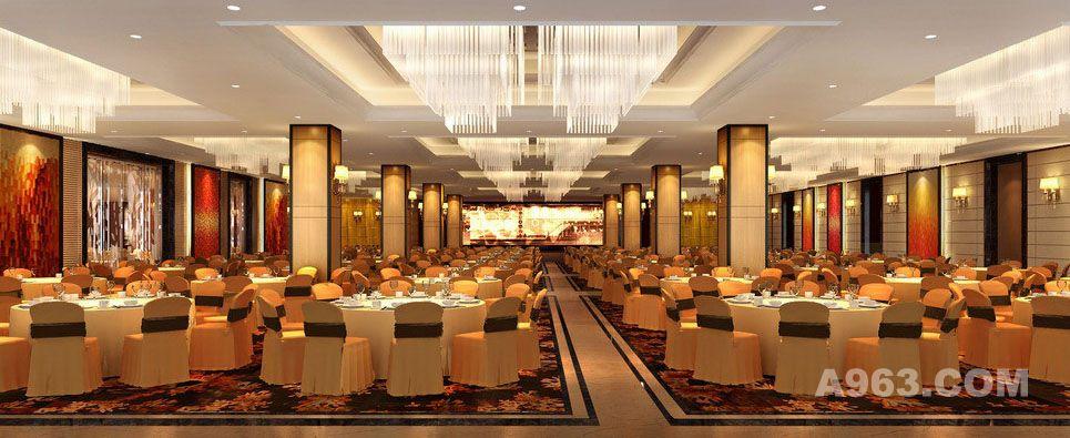 大型宴会 星级宴会 酒店 中餐 中餐宴会 宴会大厅 中式宴会厅请输入图